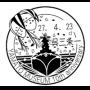 「大和ミュージアム開館10周年記念」小型印(記念印)